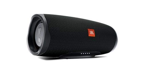 JBL Charge 4 Portable Waterproof Wireless Bluetooth Speaker - Black from JBL