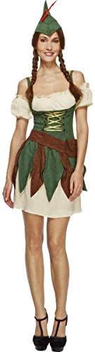 Disfraz de ladrona del bosque M: Amazon.es: Ropa y accesorios