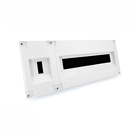 Hager VX - Box Recessed 1 Module Icp + 18 Modules Pia Size