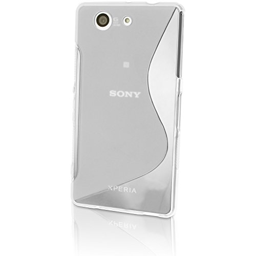 Silicone Clear Case for Sony Xperia Z3 (Clear) - 9