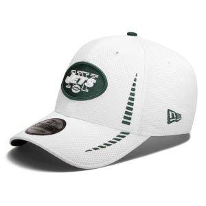 NFL New York Jets Training Camp 3930 Cap, White, Small/Medium