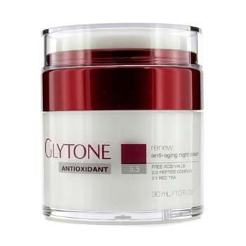 Glytone Crème anti-âge de nuit, 1 once fluide