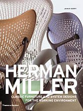 Herman Miller: Classic Furniture and System Designs for the Working Environment by John R. Berry (2005-02-07)