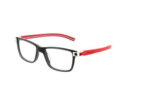 TAG Heuer Track S Acetate 7603 Eyeglasses - Eyewear Logo Groupe