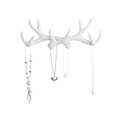 Wall Charmers White Faux Antler