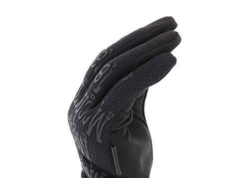 Mechanix Wear - Original Covert Gants (Small, Noir) 6