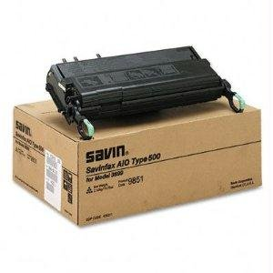 Savin Fax Toner For Savinfax 3699 Black Toner - By ''Savin'' - Prod. Class: Office Machines And Supplies/Fax Machine Supplies / Toners by OEM
