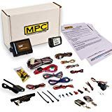 MPC Complete 2-Way LCD Remote Start Kit with Keyless Entry for 2008-2010 Infiniti QX56 - Intelli-Key - Firmware Preloaded