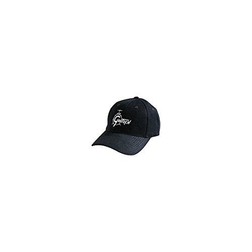 Gretsch Drum Logo Adjustable Baseball Cap Black