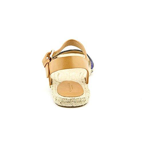 Strp Shoes Black Slingback Coach Sandals Cabana Size 6 Reena Womens Bleeker xCvwFvtqH