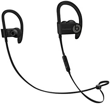 Powerbeats3 Wireless In-Ear Headphones - Black