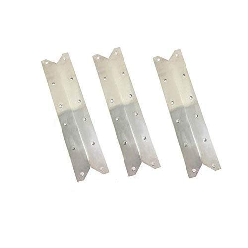 Htanch SN4141(3-Pack) Stainless Steel Heat Plate Replacement for Better Homes & Gardens BG1755B, BH13-101-099-02; Mission BG1764B-A, BG1764B-B