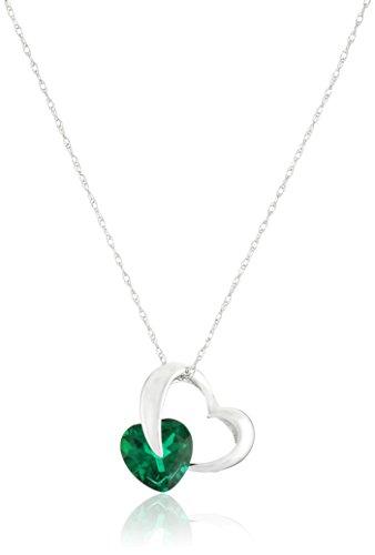 Diamond & Emerald Necklace - 5