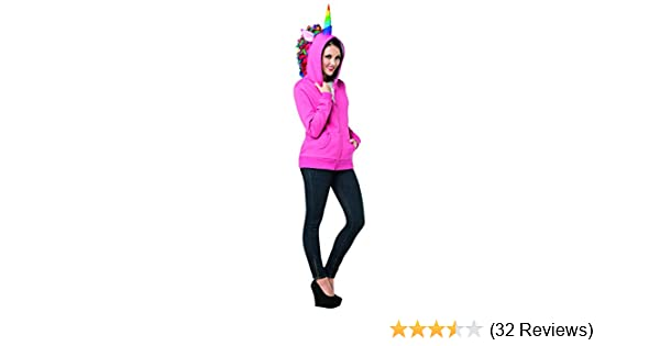 41fa892ae40 Amazon.com  Rasta Imposta Unicorn Hoodie  Clothing