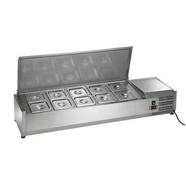 Arctic Air ACP55 Refrigerated Counter-Top Prep Unit