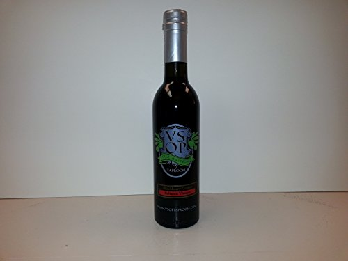 VSOP Blackberry Ginger Aged Dark Balsamic Vinegar of Modena (375 ml / 12.68 oz)