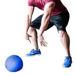 Champion Barbell Reactor Smash Ball, 8-Pound