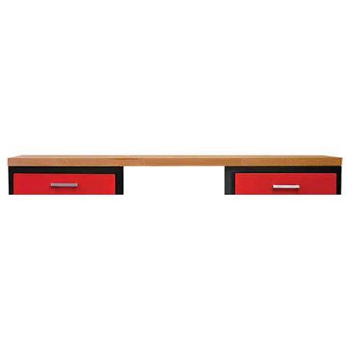 Shop Workbench Top, 60''W x 24''D x 1-3/4''H, Natural