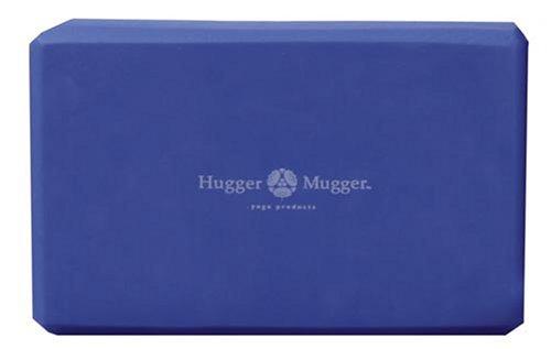 Hugger Mugger 4-Inch Foam Yoga Block