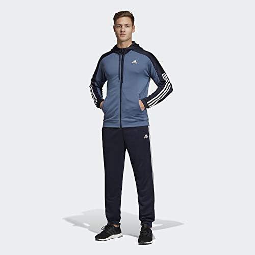 adidas MTS Game Time Chandal, Hombre: Amazon.es: Deportes y aire libre