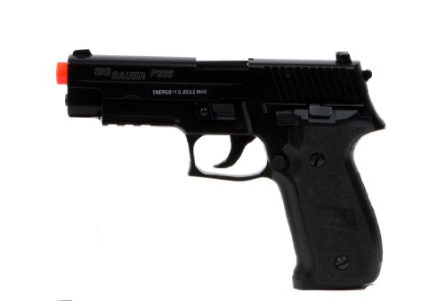 SIG Sauer P226 Full Metal Blow Back Gas Pistol Airsoft Gun by SIG Sauer (Image #1)'