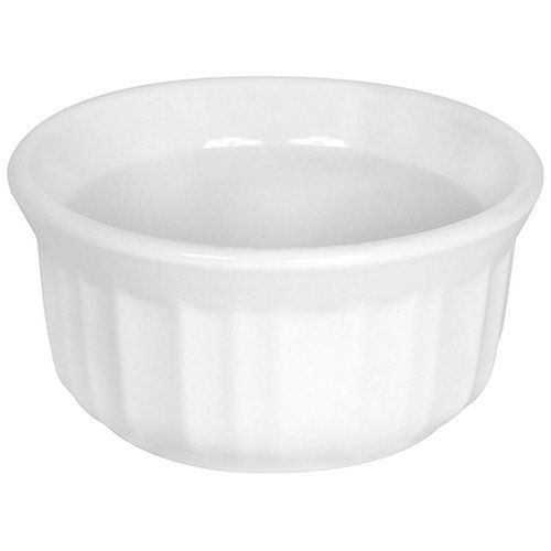 (CorningWare French White 4-Ounce Ramekin (Pack of 2))