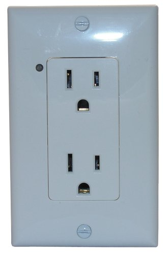 Simply Automated URD-30-W Controlled Receptacle, White by Simply Automated (Image #2)