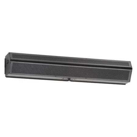 Air Curtain, Low Profile, Heated ()