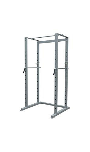 Champion Barbell Weight Lifting Power Rack in Gray by Athletic Connection
