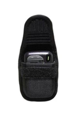 Bianchi Accumold 7315 Black Pager/Glove Pouch with Hook and Loop