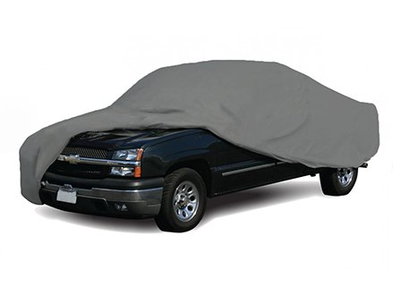 CoverMates - Semi-Custom SIZE: Full Size Ext./Crew Cab LB Truck Cover - Select Max - 5 YR Warranty