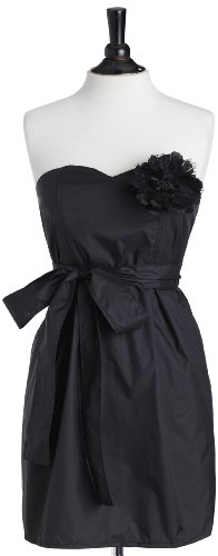 Jessie Steele Bib Strapless Apron, Black (Jessie Steele Salon Apron compare prices)