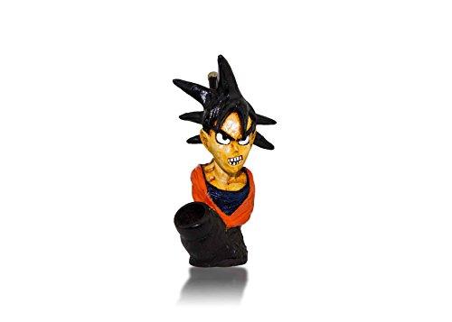 Handmade Tobacco Pipe, (Goku)