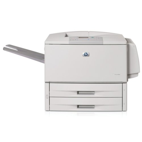 (Hp Laserjet 9050dn Mono Laser Printer 50 Ppm 128 Mb 533 Mhz 11