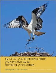 Second Atlas of the Breeding Birds of Maryland and the District of Columbia 1st (first) edition Text Only PDF