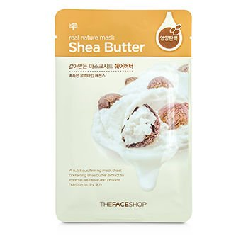 The-Face-shop-Real-Nature-Mask-Shea-Butter-23g