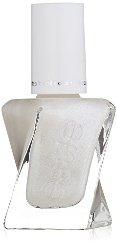 essie Gel Couture Bridal Nail Polish Collection, Lace To The Altar, 0.46 fl.oz. - Glitter Nail Polish Essie