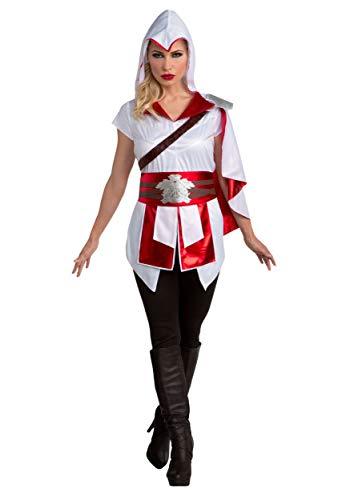 Assassin's Creed II Ezio Women's Costume Large