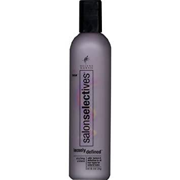 Salon Selectives Loosely Defined Styling Creme 8 OZ