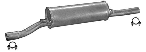 ETS-EXHAUST 50289 Silenziatore marmitta Centrale + kit di montaggio (pour C25 1981-1994 / DUCATO 1980-1994 / J5 1981-1994) ETS-SCARICO