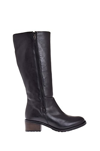 Eric Michael Womens Lauren Black Boot 39 (us Womens 8.5-9) M (b)