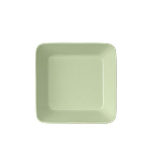 Iittala Teema Square Plate, Celadon Green by Iittala
