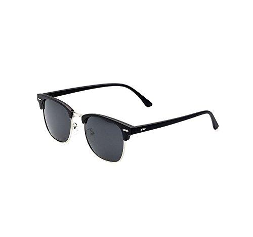 Sunglasses Gucci Oversized Round (Men's round sunglasses retro sunglasses men's polarized sunglasses yurt driving mirror tide)