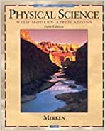 Book Physical Science with Modern Applications (Saunders Golden Sunburst Series) by Melvin Merken (1993-01-02)