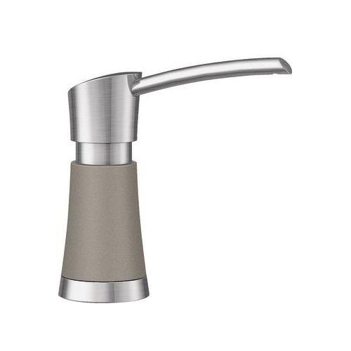 Blanco 442053 Artona Soap Dispenser, Truffle/Stainless Dual Finish