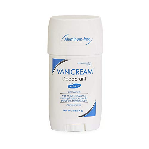 Vanicream Aluminum-Free Deodorant, Unscented 2 Ounce