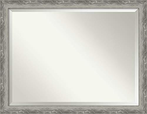 Amanti Art Framed Vanity Mirror | Bathroom Mirrors for Wall | Waveline -