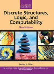 Discrete Structures, Logic and Computability