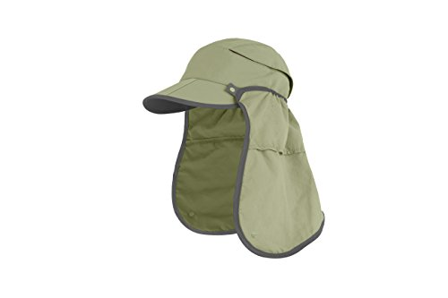 Sunday Afternoons Sun Guide Cap, Olive, Medium