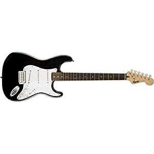 Squier Bullet Stratocaster With Trem  – Black